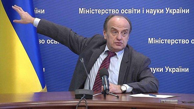 Кабмін звільнив першого заступника міністра освіти, сина якого звинуватили у грабежі