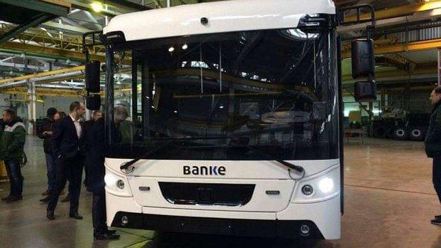 Корпорація «Богдан» представила першу українську електровантажівку