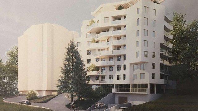 Біля Снопкіського парку у Львові збудують нову багатоповерхівку