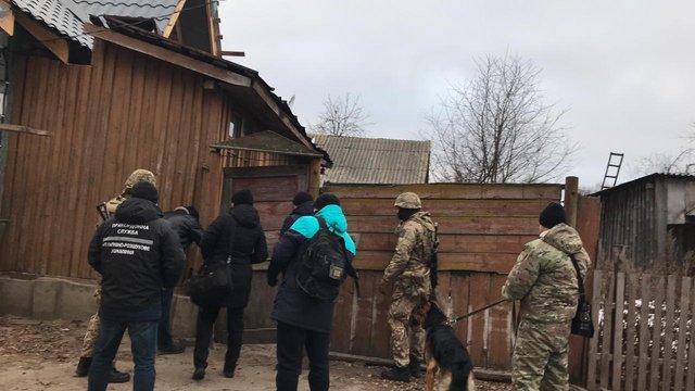 Українські прикордонники перекрили канал нелегальної міграції з Росії