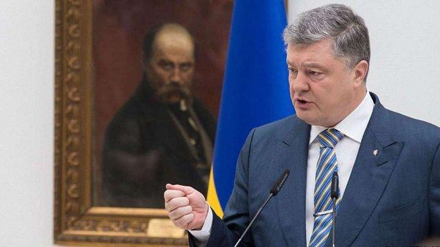 Петро Порошенко задекларував 60 млн грн дивідендів від свого фонду «Прайм Ессетс Кепітал»