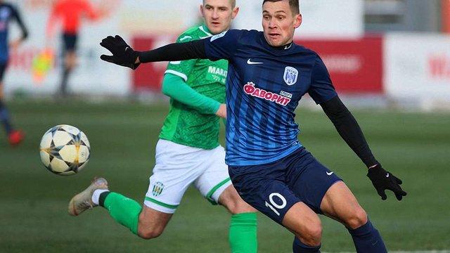У першому за два місяці домашньому матчі «Карпати» програли «Десні»
