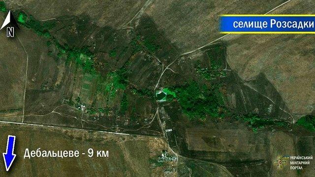 У штабі ООС заявили про повернення під контроль ще одного населеного пункту на Донбасі