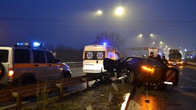 Дороги на Івано-Франківщині та Рівненщині вкрилися кригою після різкого похолодання