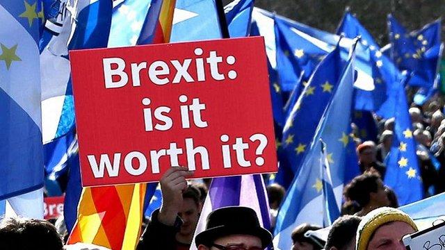 Лідери ЄС схвалили угоду про вихід Великої Британії з Євросоюзу