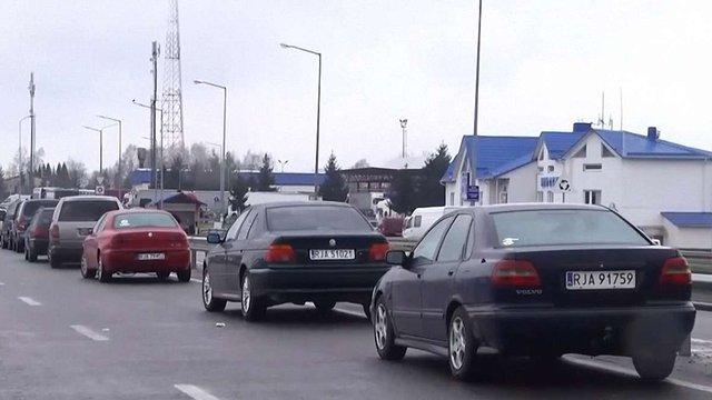 У Раві-Руській розблокували кордон
