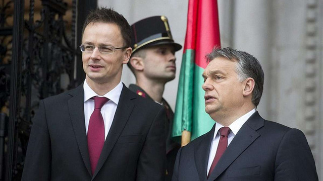 Угорщина відреагувала на запровадження воєнного стану в Україні без згадки про Росію