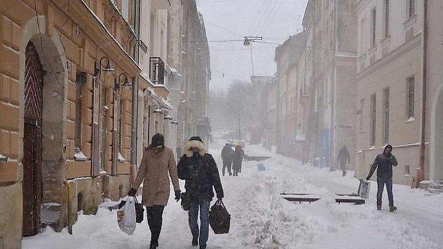 Найближчими днями в Україні обіцяють морозну погоду