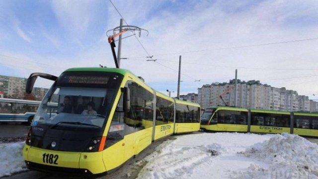 Львів'яни зареєстрували петицію про продовження маршруту трамваю №8 до автовокзалу на Стрийській