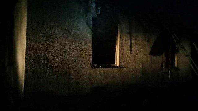 Під час пожежі в житловому будинку у Мостиському районі загинув власник