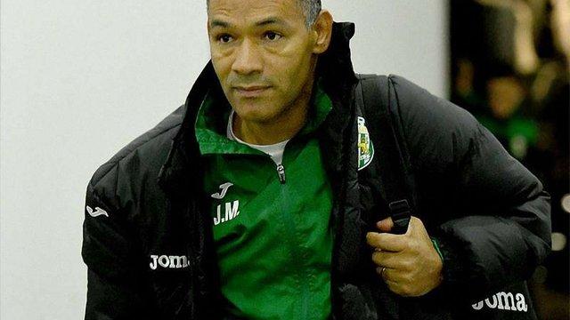 Португалець Жозе Мораіш покинув посаду головного тренера «Карпат»