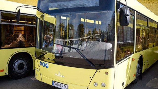 Комунальне АТП-1 вперше запустить низькопідлогові автобуси до Брюховичів