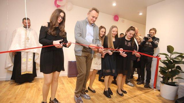 У Львові відкрили уже п'ятий дитячий будинок сімейного типу