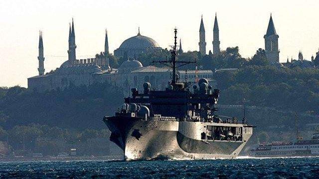 Україна попросить Туреччину закрити Босфорську протоку для російських суден