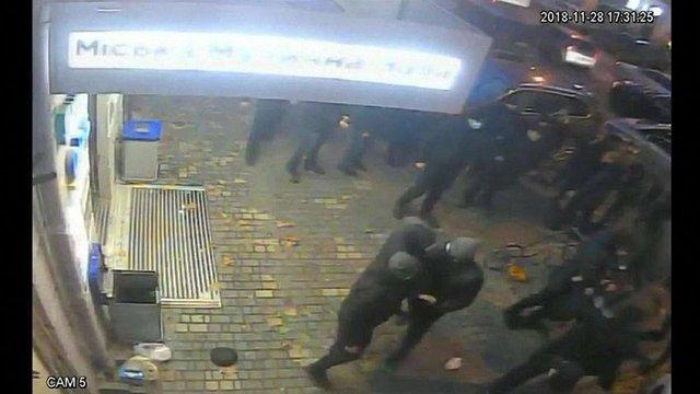 Голова МВС повідомив про затримання п'ятьох нападників на Анатолія Гриценка