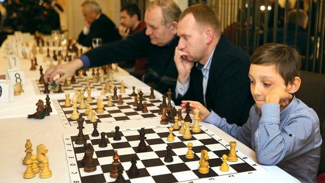 На благодійному шаховому турнірі зібрали 31 тис. грн для двох інтернатів