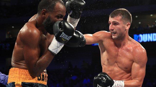 Олександр Гвоздик став чемпіоном світу у напівважкій вазі по версії WBC