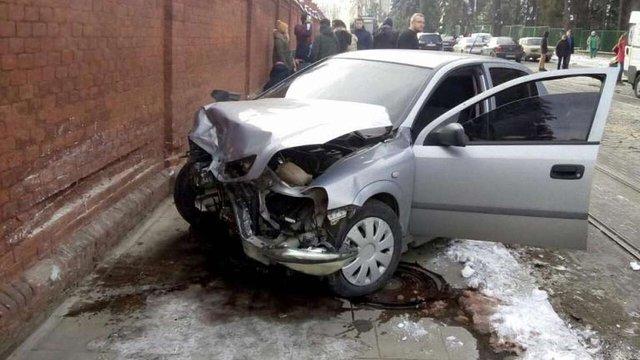 Поліція затримала студента-марокканця, який вчинив потрійну ДТП у Львові