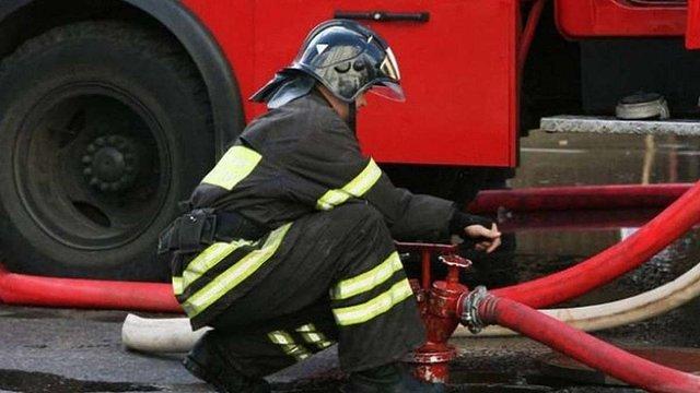 Унаслідок пожежі у приватному будинку на Львівщині загинув 53-річний власник