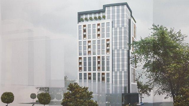 На території «Кінескопу» збудують 16-поверховий офісний центр