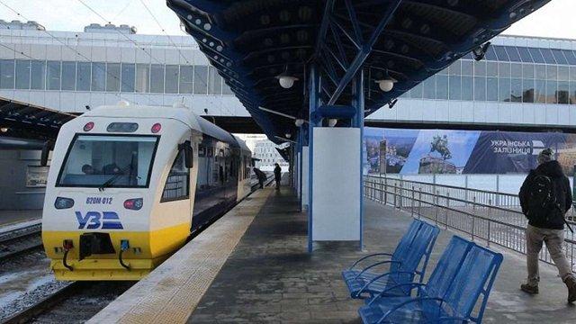 «Укрзалізниця» скоротила кількість рейсів експресу в аеропорт «Бориспіль»