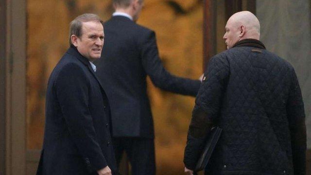 Євген Марчук заявив, що Медведчук вже не представляє Україну на мінських переговорах