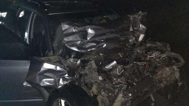 На об'їзній дорозі Радехова внаслідок ДТП загинув 45-річний водій