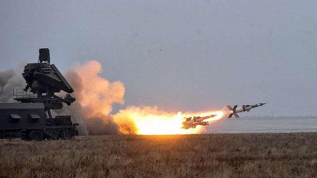 Нова українська протикорабельна ракета «Нептун» вразила ціль за 280 км