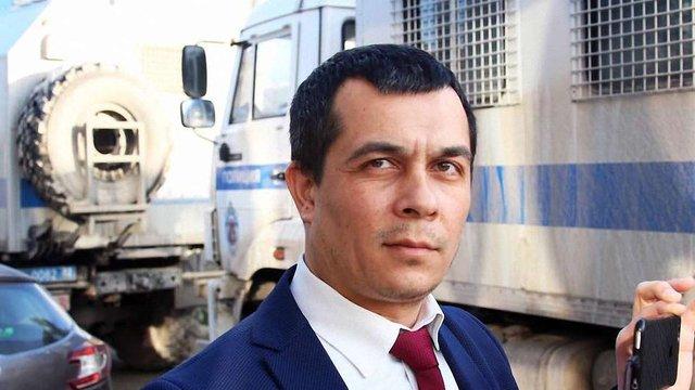 В окупованому Криму затримали адвоката, який захищає полонених українських моряків