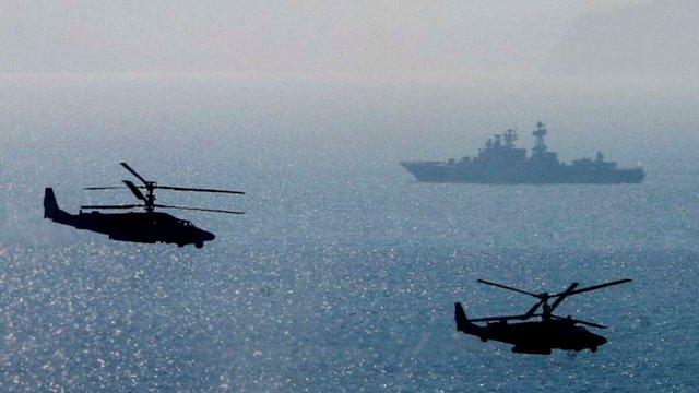 Розвідка встановила особи російських пілотів, які обстріляли кораблі ВМС України на Азові