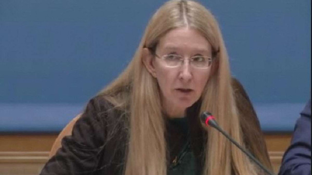 Уляна Супрун закликала головних лікарів не брати «благодійні» внески від олігархів