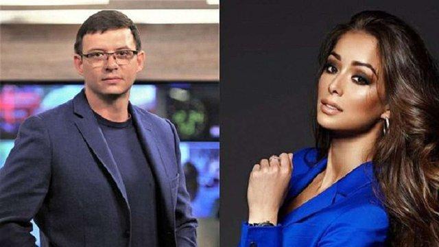 Співмешканка нардепа Мураєва знялась в російському фільмі