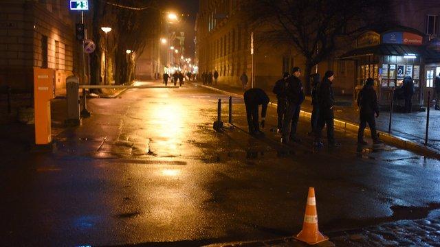 Через приїзд Петра Порошенка у Львові на цілий день закрили парковки у центрі міста