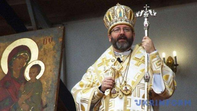 Глава УГКЦ закликав греко-католиків молитися за православних