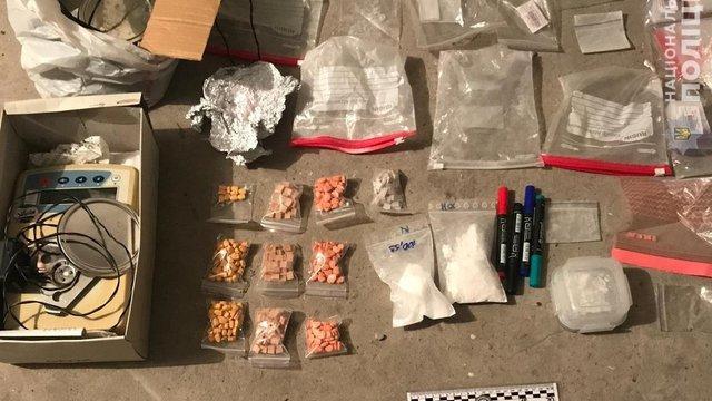 В Одесі поліція викрила міжнародний канал наркоторгівлі