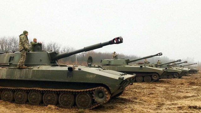 ВМС України розпочали підготовку резервістів першої черги на випадок відкритої агресії Росії