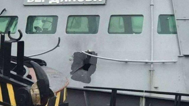 Військовополонені українські моряки розповіли, як отримали поранення під час атаки на Азові