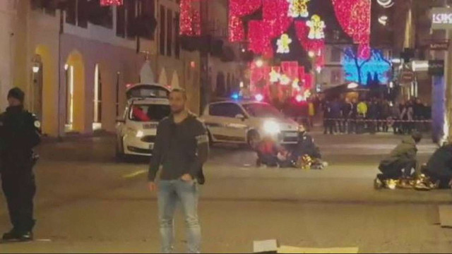 На різдвяному ярмарку в Страсбурзі невідомий влаштував стрілянину, є загиблі