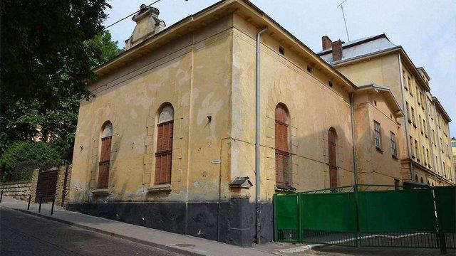 Мерія попросила облраду передати Центру опіки сиріт колишню школу в центрі Львова