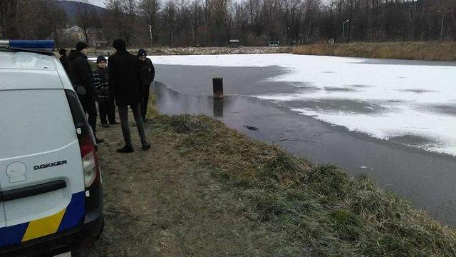 43-річний мешканець Борислава втопився в озері міського парку
