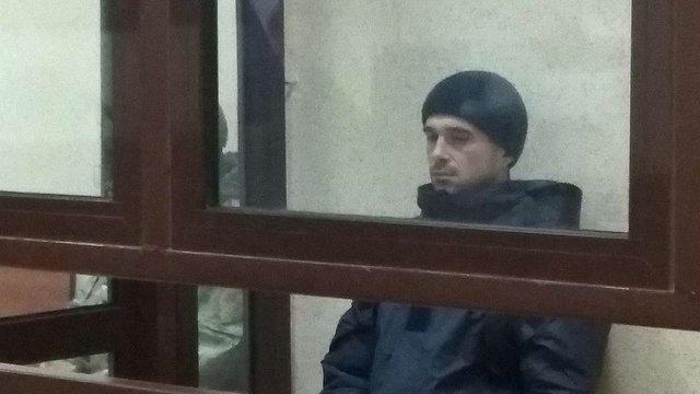 Полонений командир «Бердянська» вирішив не давати свідчень російському суду