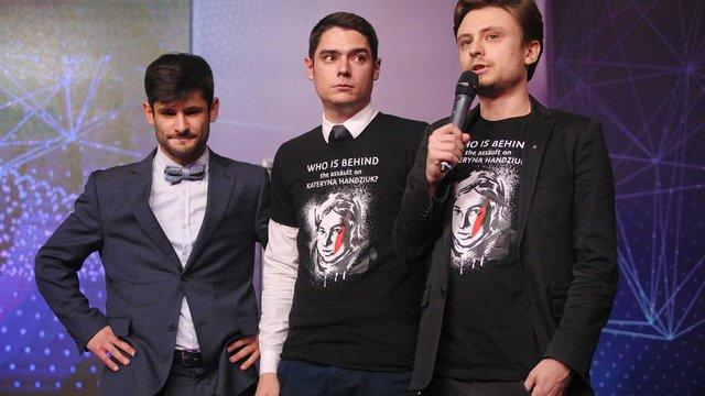 Четверо переможців премії Kyiv Post відмовились від нагород через Віктора Пінчука