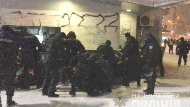 Перед матчем «Шахтаря» у Києві затримали 27 осіб, які провокували правоохоронців