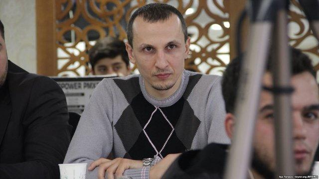 Координатора «Кримської солідарності» примусово етапують в психіатричну лікарню