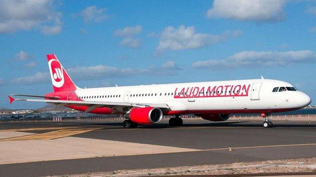 Австрійський лоукостер Laudamotion виконуватиме рейси з Києва до Відня