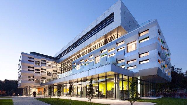 Центр Шептицького у Львові номінували на престижну архітектурну премію ЄС