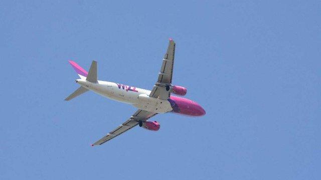 Wizz Air відкрив зі Львова авіарейс до Франкфурта