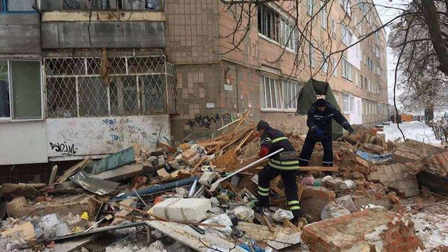 Рятувальники підтвердили загибель двох людей після вибуху у фастівській багатоповерхівці