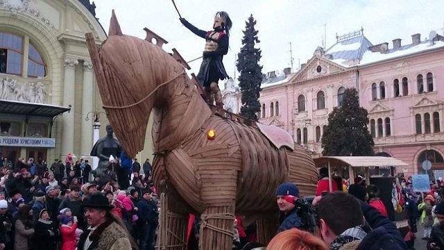 Через брак коштів у Чернівцях наступного року скасували відомий «Маланка-фест»