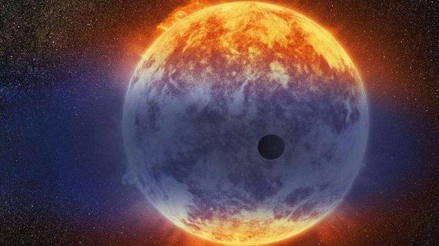NASA виявила екзопланету, яка зникає з рекордною швидкістю